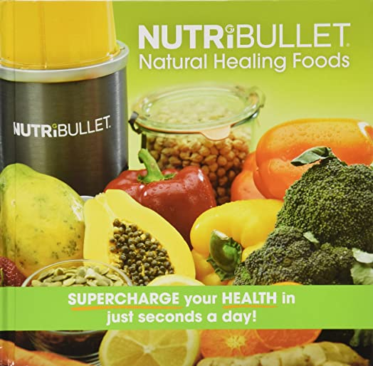 The official nutribullet natural healing recipe book amazon the official nutribullet natural healing recipe book forumfinder Choice Image