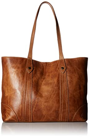 216642b1387b Amazon.com: FRYE Melissa Shopper, Beige: Clothing