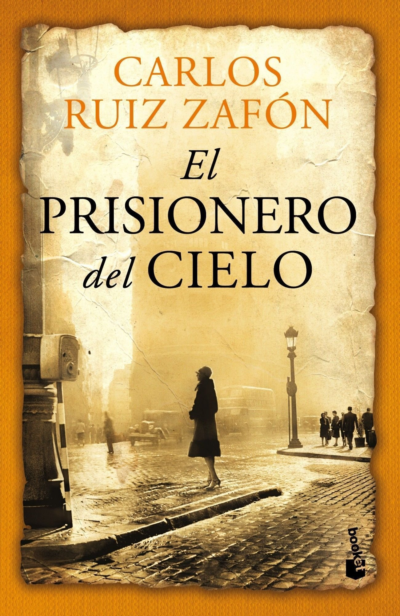 El Prisionero del Cielo (Gran Formato): Amazon.es: Carlos Ruiz Zafón: Libros