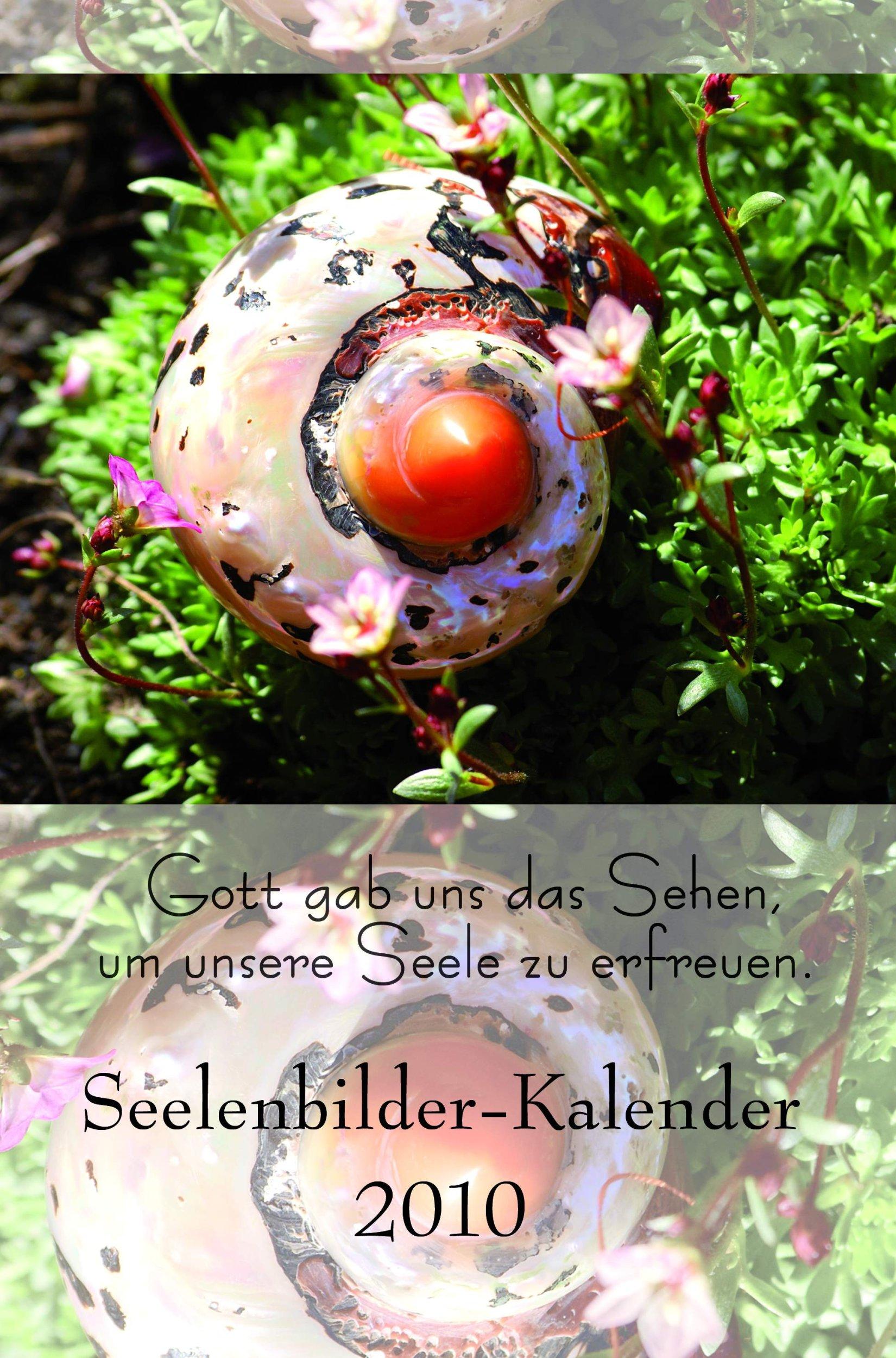 Seelenbilder-Kalender 2010