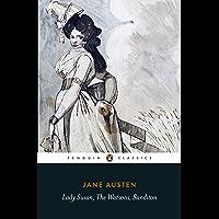 Lady Susan, the Watsons, Sanditon (English Library)