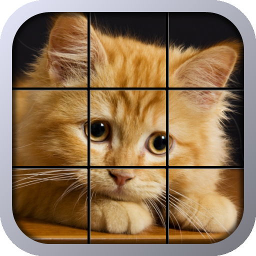 Kitty Tiles - Cat Puzzle (Tabby Tiles)