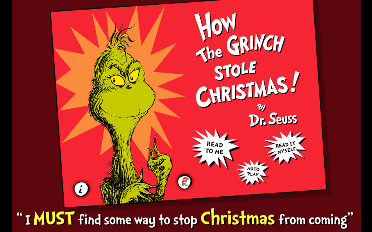 amazoncom how the grinch stole christmas dr seuss appstore for android - How The Grinch Stole Christmas The Musical