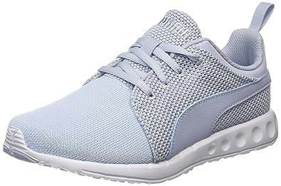 PUMA Herren Carson Runner Knit Schuhe, Blau (halogen blue-lavendar lustre- puma 38af7dea3d