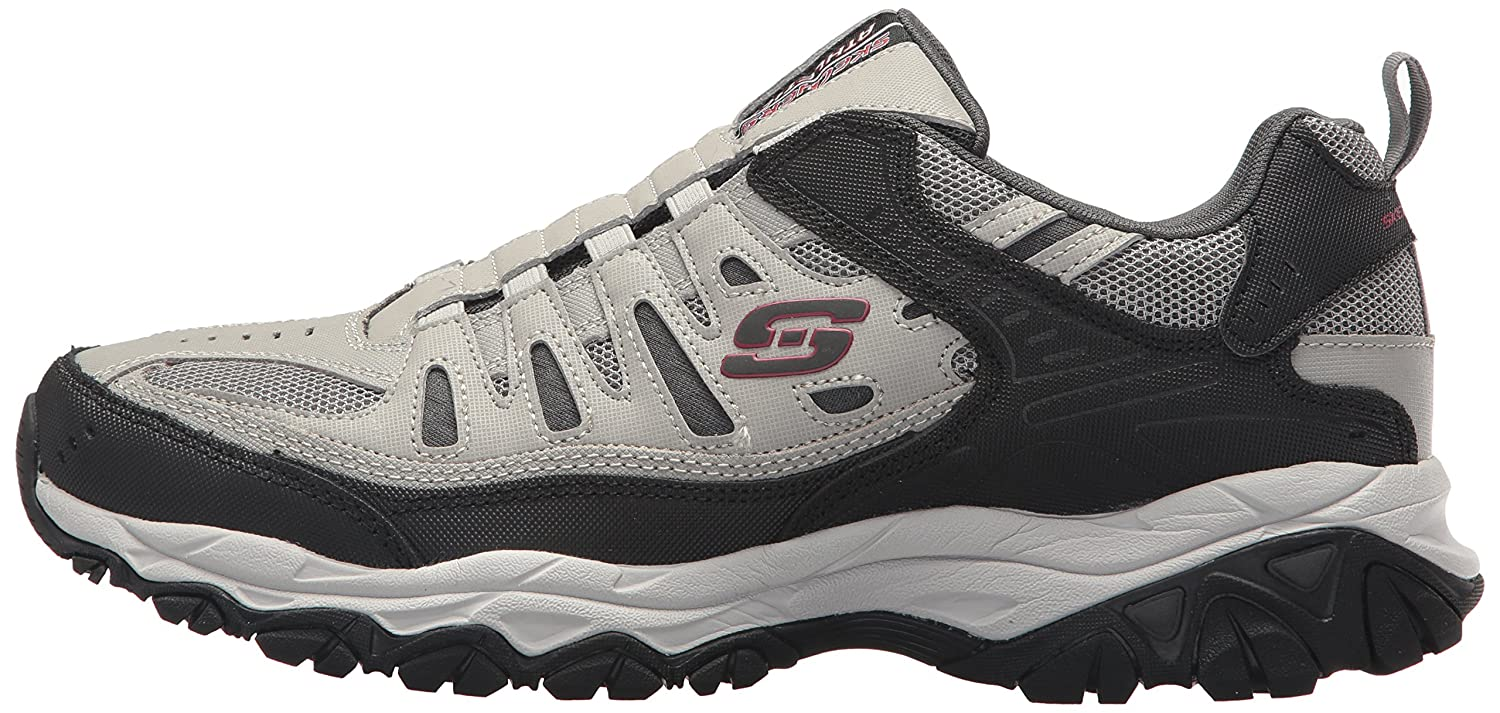 Skechers-Afterburn-Memory-Foam-M-Fit-Men-039-s-Sport-After-Burn-Sneakers-Shoes thumbnail 56