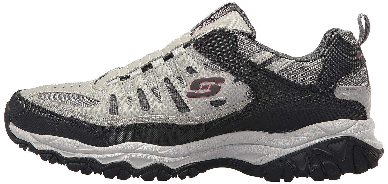 Skechers-Afterburn-Memory-Foam-M-fit-Men-039-s-Sport-After-Burn-Baskets-Chaussures miniature 56