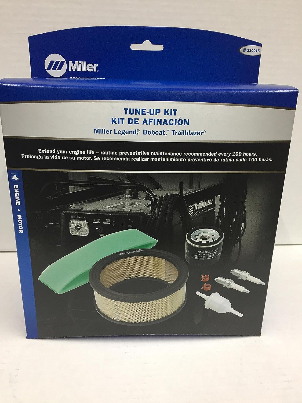 Miller 230015 Tune-Up Filter Kit,Kohler (Ch23) Pkg = by Miller Electric