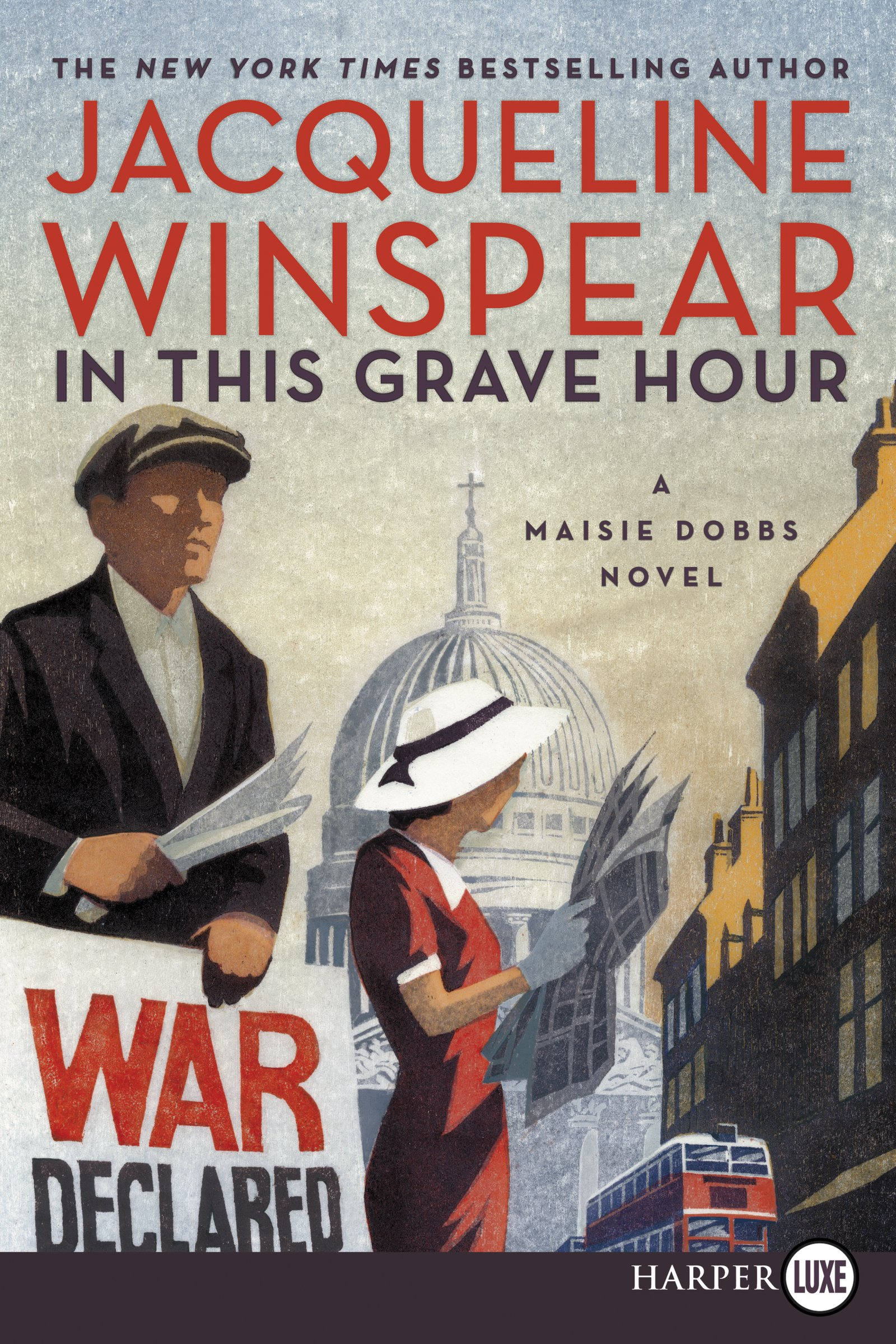 In This Grave Hour: A Maisie Dobbs Mystery)
