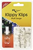 RV Designer M111 Klippy Clip, (Pack of 10)