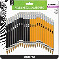 28-Count Zebra #2 Mechanical Pencil, 0.7mm Point Size Deals