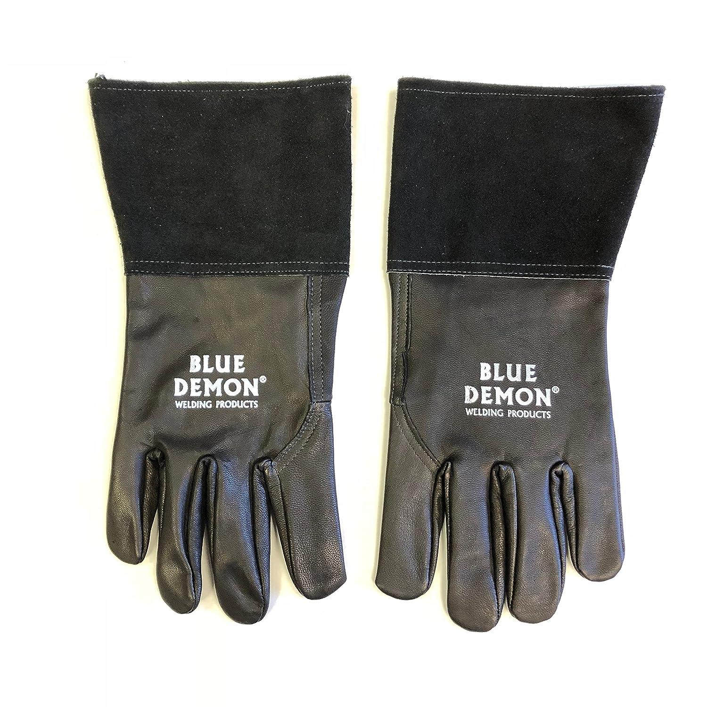 Blue Demon BDWG-TIG-BK-L Welding Gloves