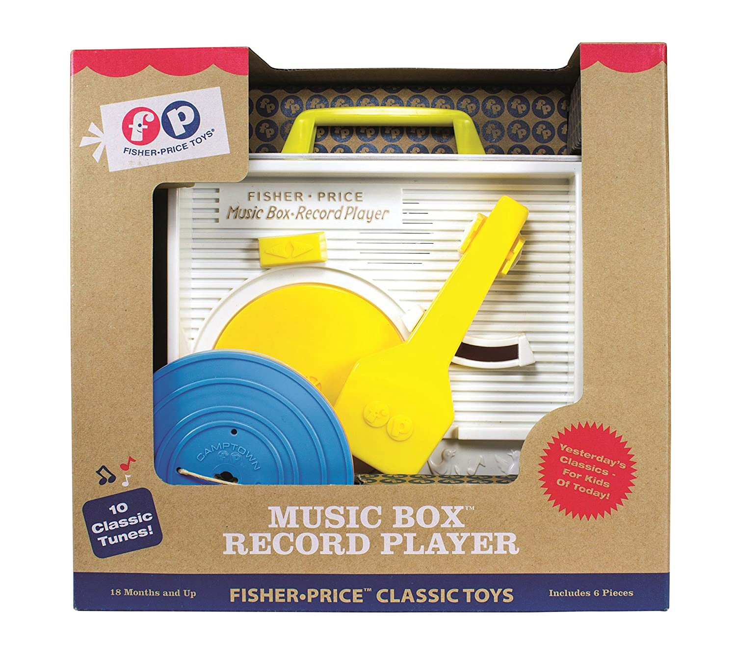 Fisher Price Classic Record Pl...