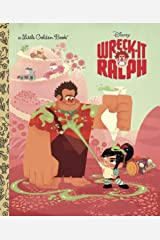 Wreck-It Ralph Little Golden Book (Disney Wreck-it Ralph) Board book