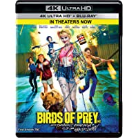 Birds of Prey: And the Fantabulous Emancipation of One Harley Quinn (4K UHD & HD)