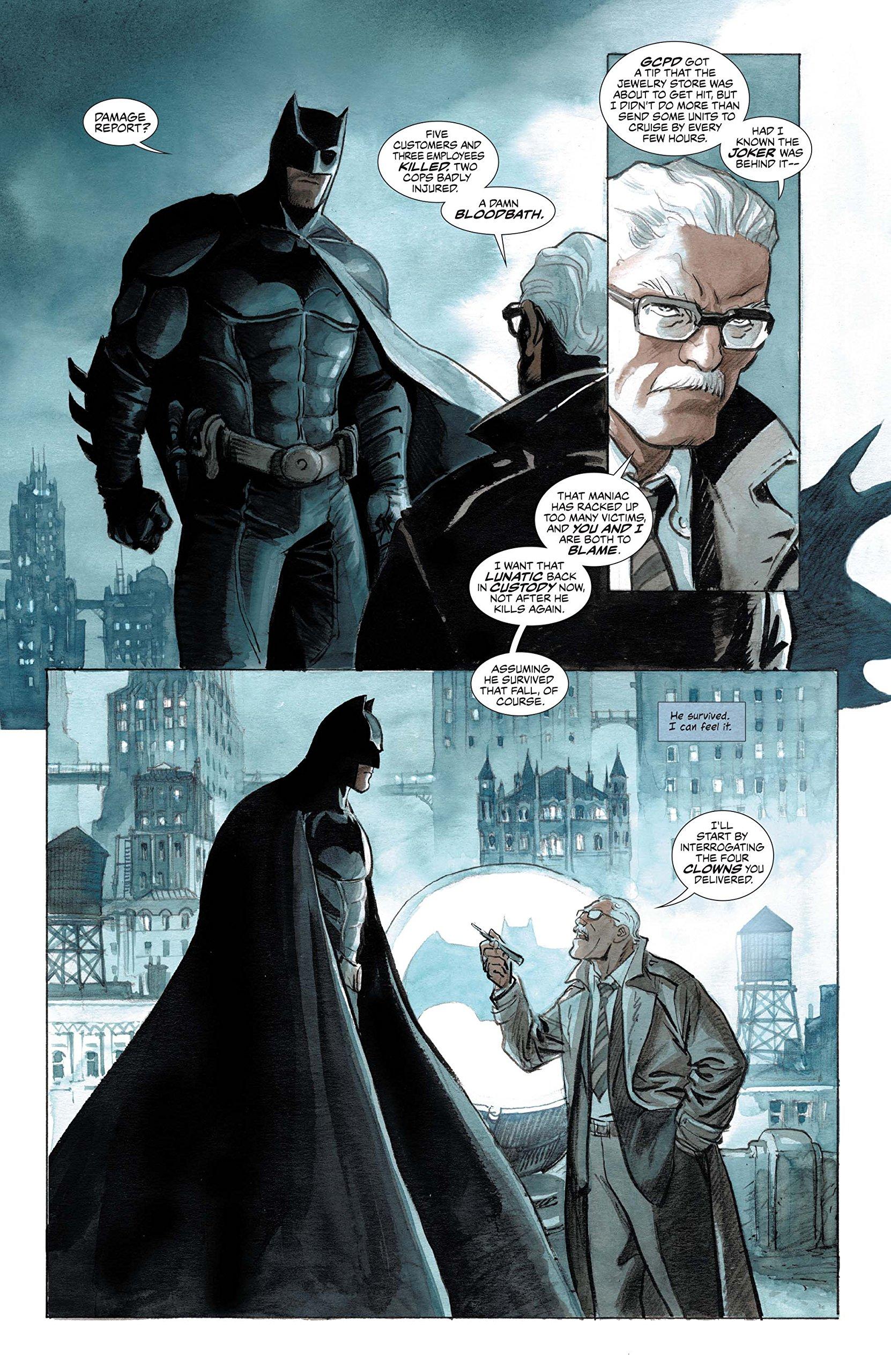 Amazon com: Batman: The Dark Prince Charming (9781401283322): Enrico