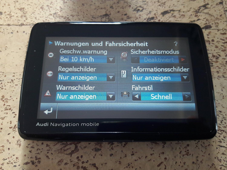 4,7 Touchscreen Kopfh/öhreranschlu/ß TMC Verkehrsfunk Karten von West und Ost Europa Medion MDPNA A4248