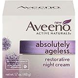 Aveeno Absolutely Ageless Restorative Night Cream, 1.7 Oz