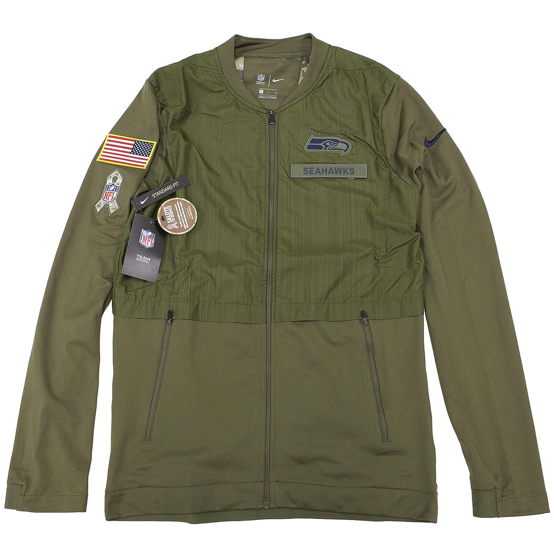 wholesale dealer 7bb0e 355bc Amazon.com: Nike Salute to Service Seattle Seahawks Men's ...