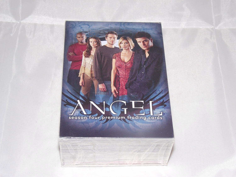 Inkworks Inkworks Inkworks Angel Season 4 Trading Card Base Set 64d16b