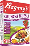 Bagrry's Crunchy Muesli Fruit and Nut with Cranberries, 300g