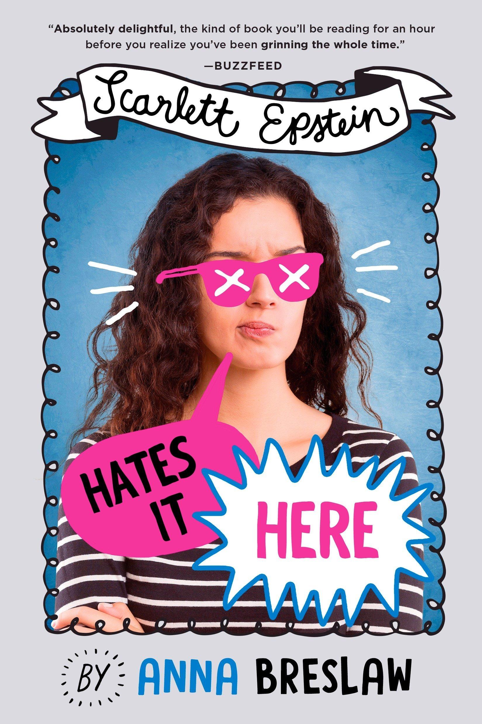 Scarlett Epstein Hates It Here pdf epub