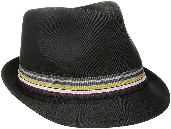 U.S. Polo Assn. Men s Cotton Twill Fedora 039796b27c3