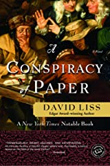 A Conspiracy of Paper: A Novel (Benjamin Weaver Book 1) Kindle Edition