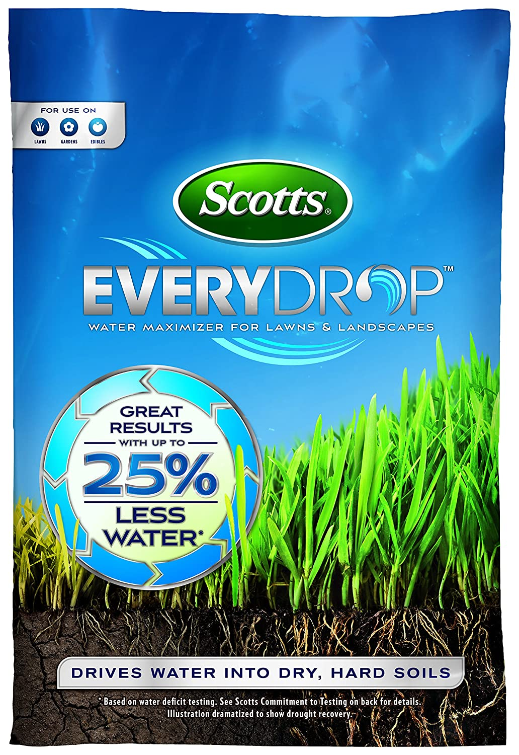 Amazon.com : Scotts Every Drop Granule (Sold in select states ...