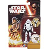 "Hasbro Star Wars B3969ES0 - E7 3.75"" Basisfigur: First Order Flametrooper, Actionfigur"