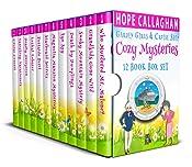 Cozy Mysteries 12 Book Box Set: Garden Girls & Cruise Ship Cozy Mystery Series