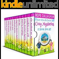 Cozy Mysteries 12 Book Box Set Garden Girls Cruise Ship Mystery Series