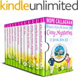 Hope Callaghan Garden Girls & Cruise Ship Mystery Series (12 Book Box Set Collection)