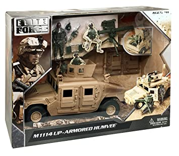 Sunny Days Entertainment Elite Force Humvee Vehicle Toy Free Shipping New