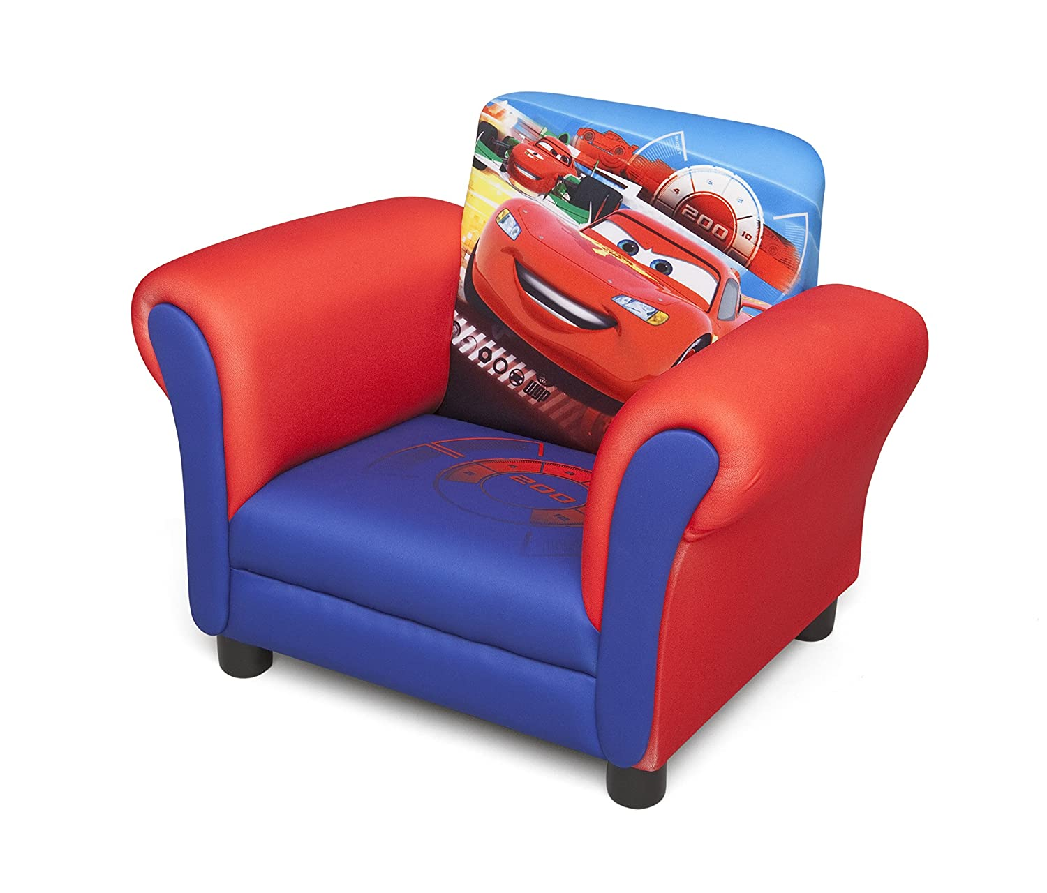 Amazon Delta Children Disney Pixar Cars Upholstered Chair Baby