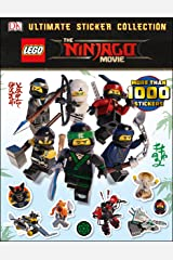 The Lego Ninjago Movie Ultimate Sticker Collection Paperback