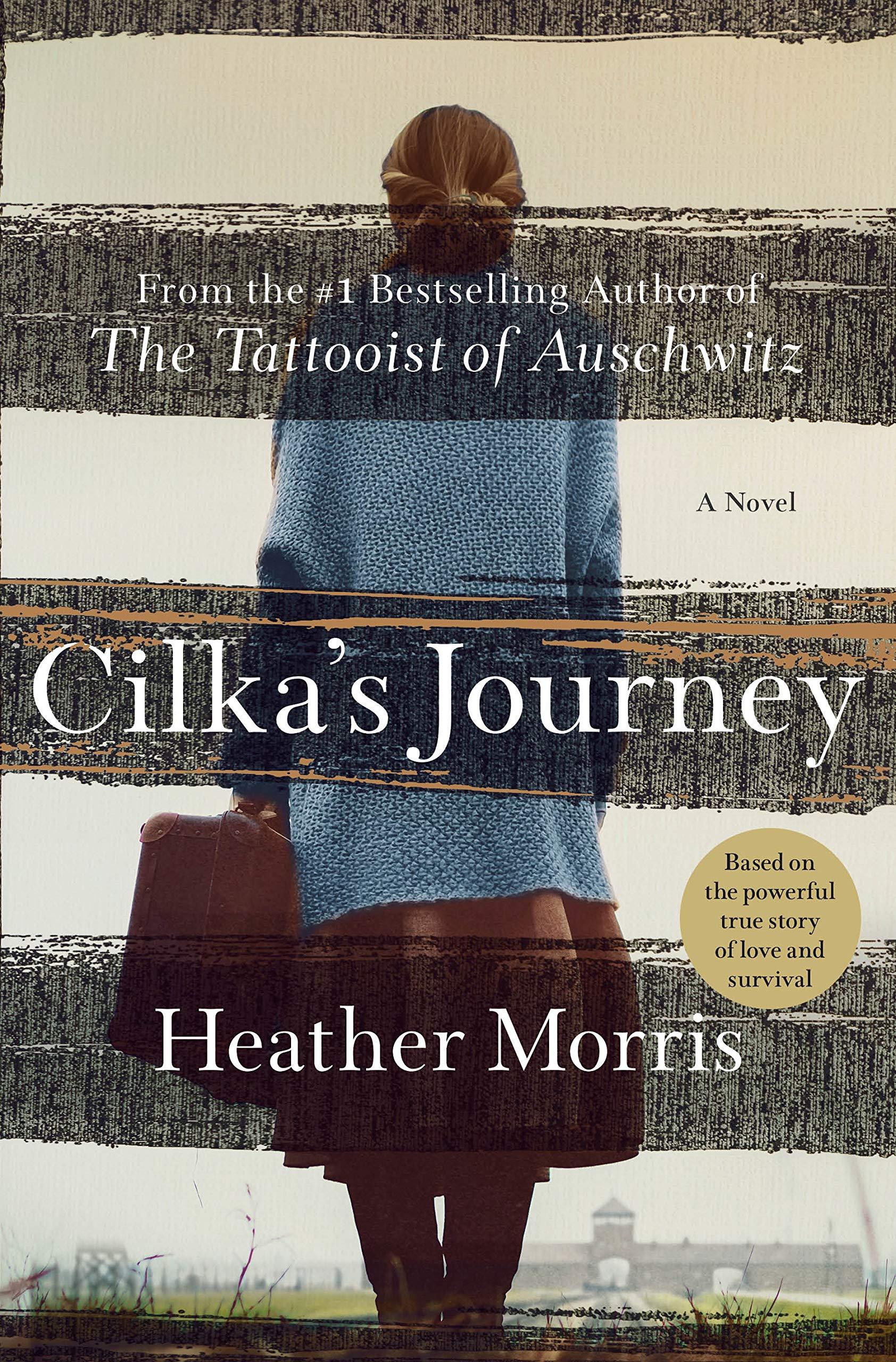 Cilka's Journey: A Novel (Tattooist of Auschwitz) by St. Martin's Press