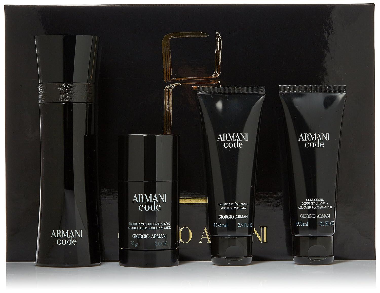 vendite calde vendita professionale New York Giorgio Armani Armani Code for Men 4 Piece Gift Set