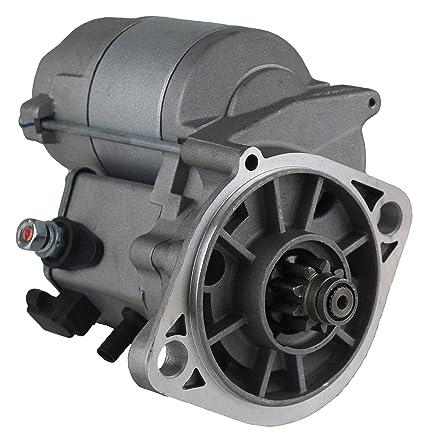 Amazon com: NEW STARTER MOTOR FITS JOHN DEERE 1023E 1025R