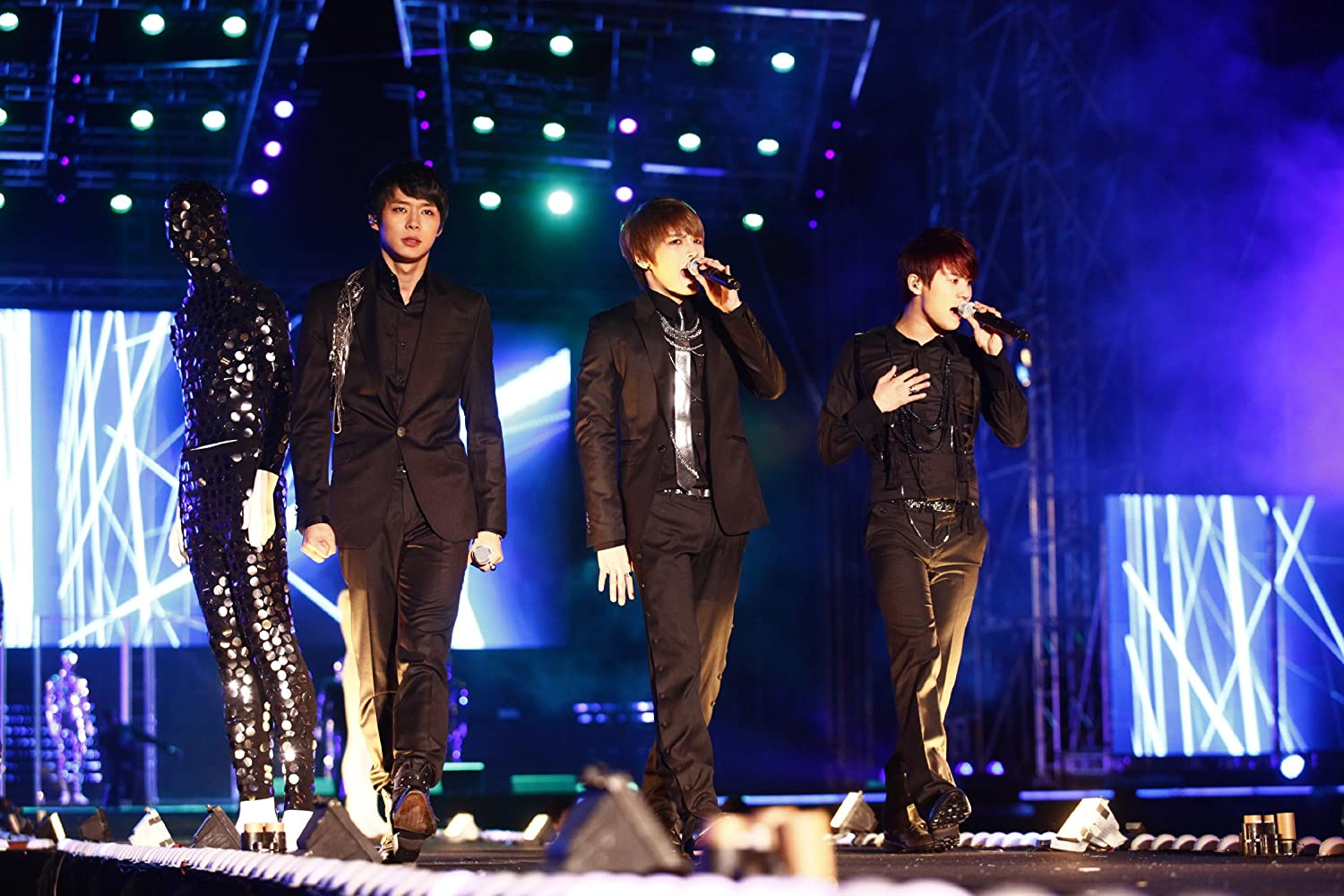 JYJ WORLDWIDE CONCERT IN SEOUL【数量限定生産商品】 [DVD] B0068WE9SS