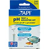 API PH Test and Ajuster Combo Test Kit