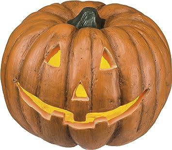 primitives by kathy carved lighted jack olantern halloween decor medium - Primitives By Kathy Halloween