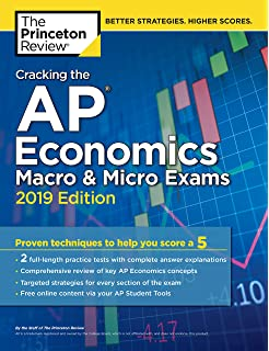 Amazon cracking the ap english literature composition exam cracking the ap economics macro micro exams 2019 edition practice tests proven fandeluxe Gallery