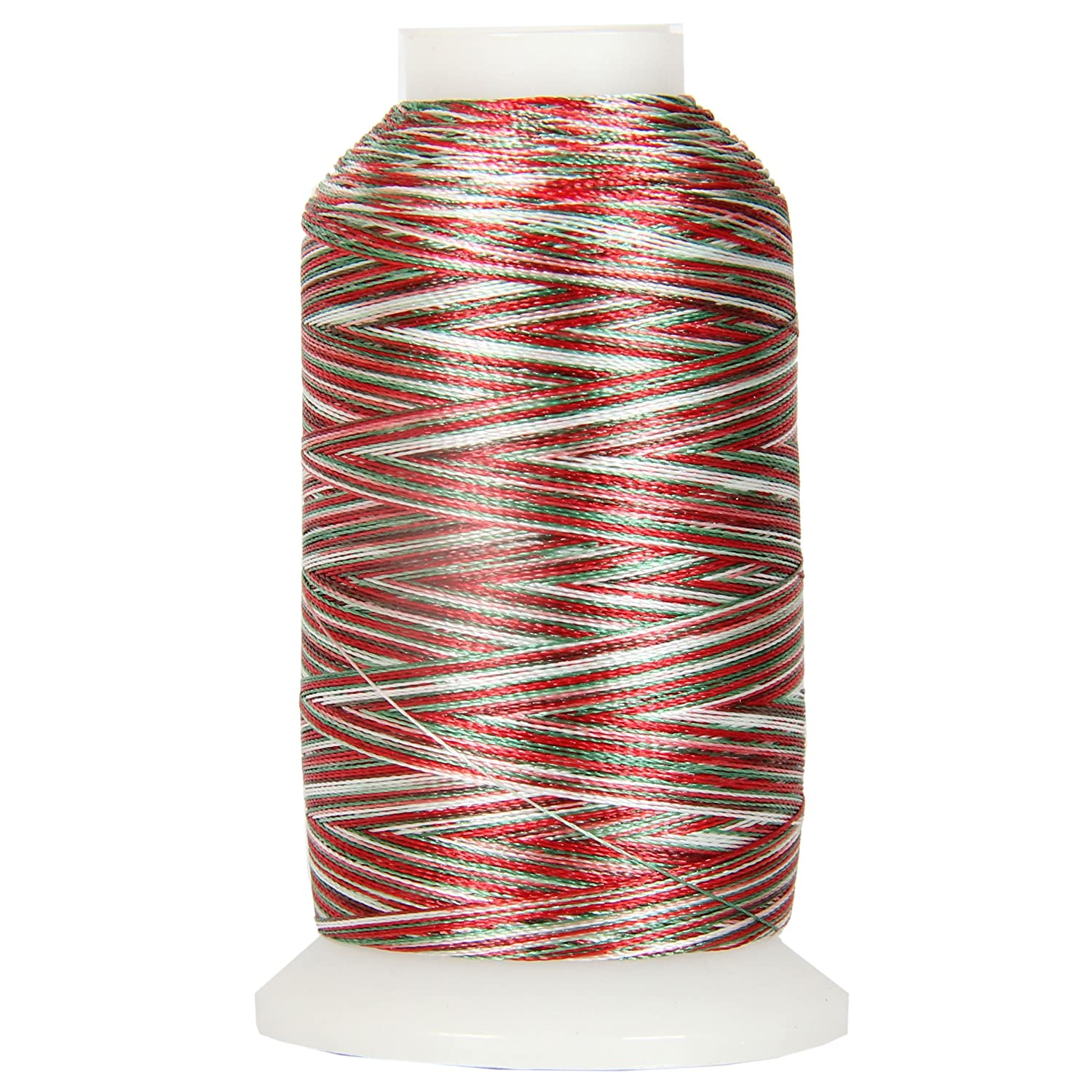 No 25 Colors Available 1 Variegated Polyester Embroidery Thread Denim 40wt 1000m