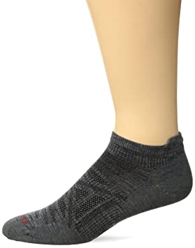 SmartWool PhD Outdoor Ultra Light Micro Calcetines, Hombre, Medium Grey