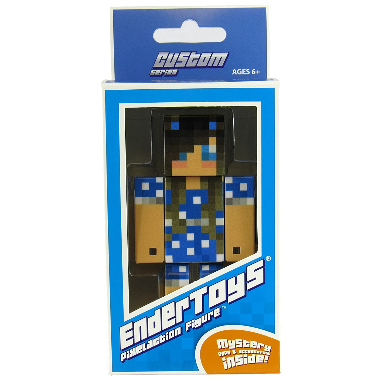 4 Inch Custom Series Figurines EnderToys Polkadot Girl Action Figure Toy