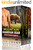 Bears of Pinerock County Boxed Set 2
