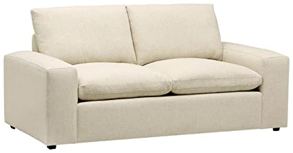Bon Stone U0026 Beam Hoffman Down Filled Performance Sofa, 79u0026quot; ...