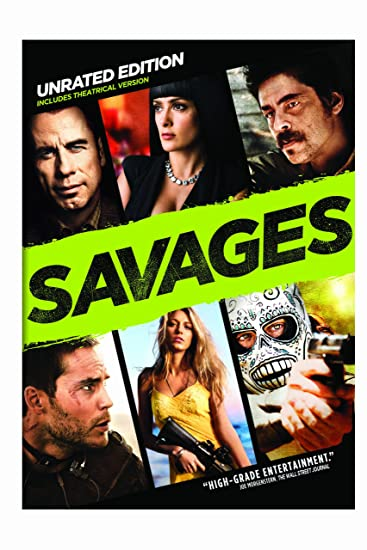 Amazon.com: Savages: Taylor Kitsch, Aaron Johnson, John ...