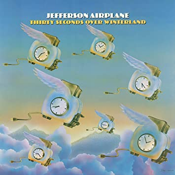 Jefferson Airplane - Thirty Seconds Over Winterland (LP-Vinilo)
