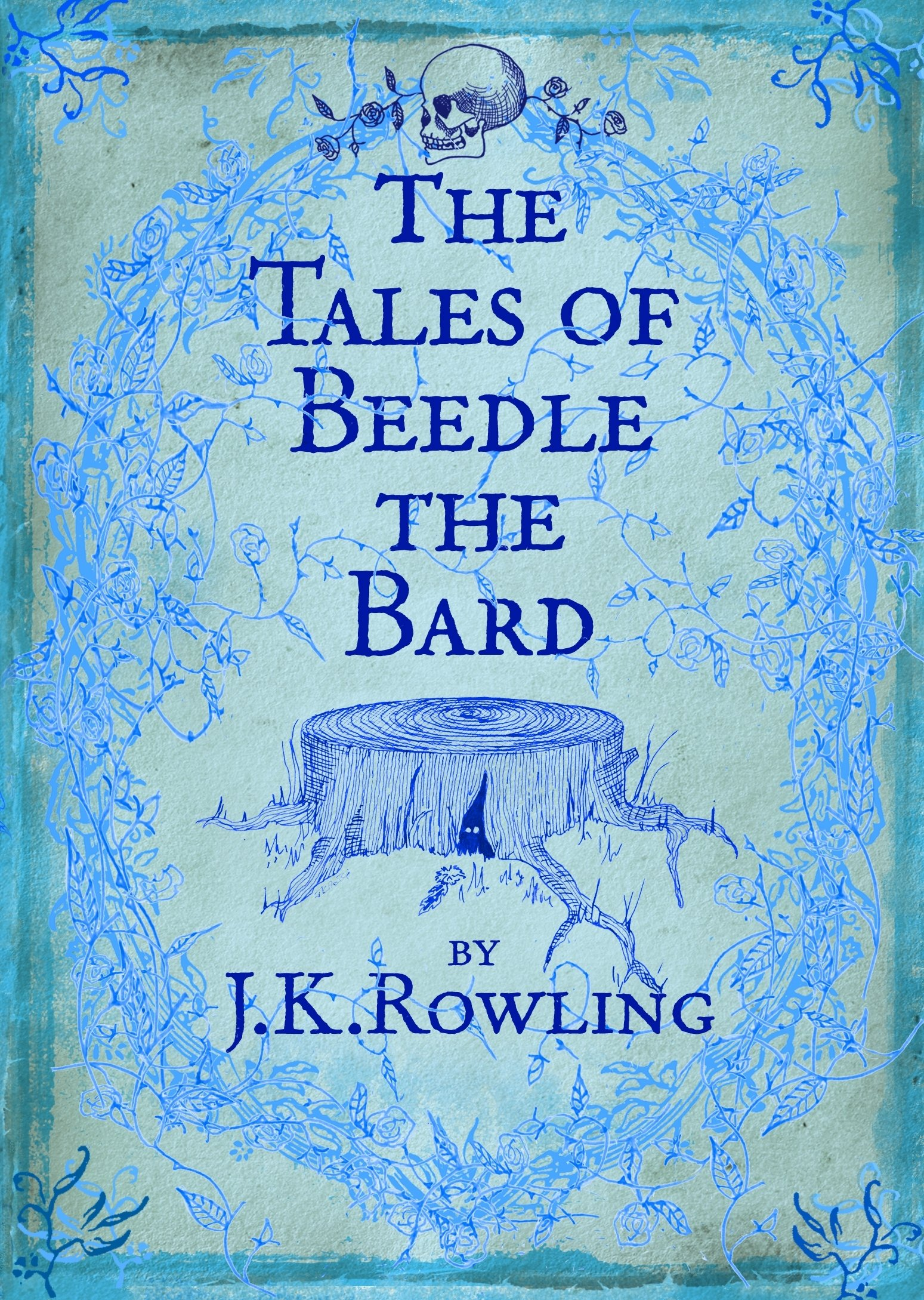 Image result for beedle the bard